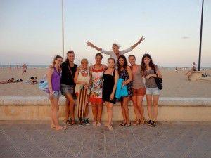 Programa de cursos de Español en Valencia para grupos 1