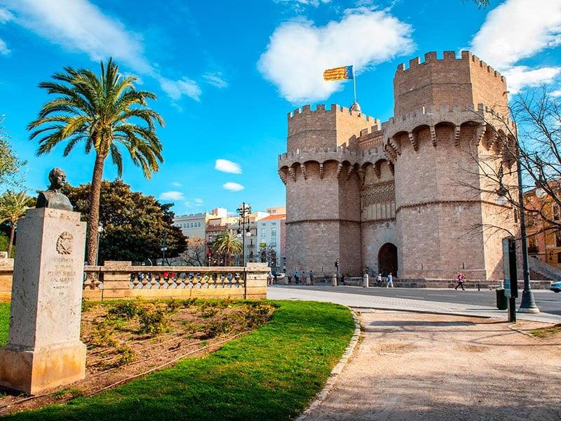 Programa de cursos de Español en Valencia para grupos 4