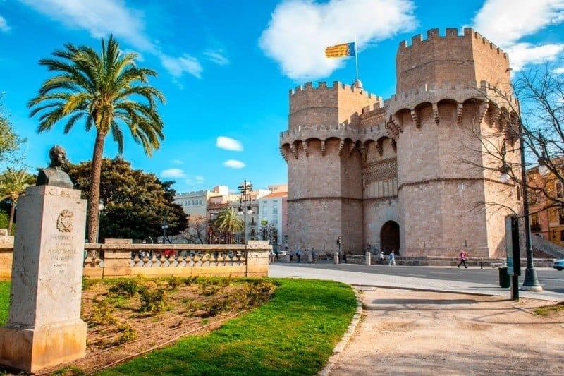 Etudier l'espagnol à Valencia
