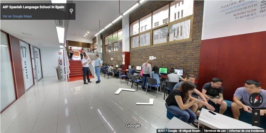 AIP Escuela de Español en Valencia 8