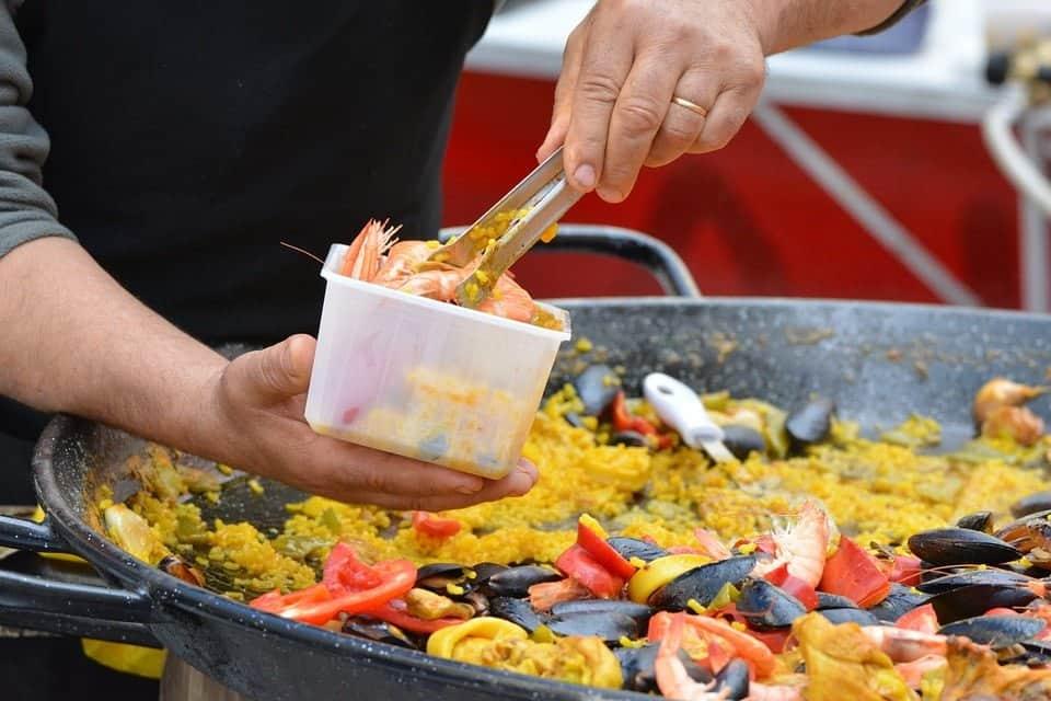 Aprender español gastronomía