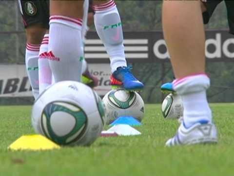 Spanish + Football training 3