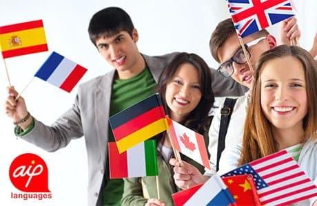 groupe de jeune internationnal