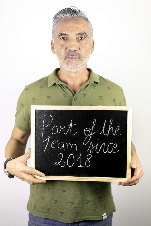 Victor Bronchud Jefe de Recursos Humanos